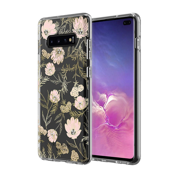 Shop Australia stock KATE SPADE NEW YORK HARDSHELL CLEAR CASE FOR GALAXY S10 PLUS (6.4-INCH) - BLOSSOM PINK FLORAL with free shipping online. Shop Kate Spade New York collections with afterpay