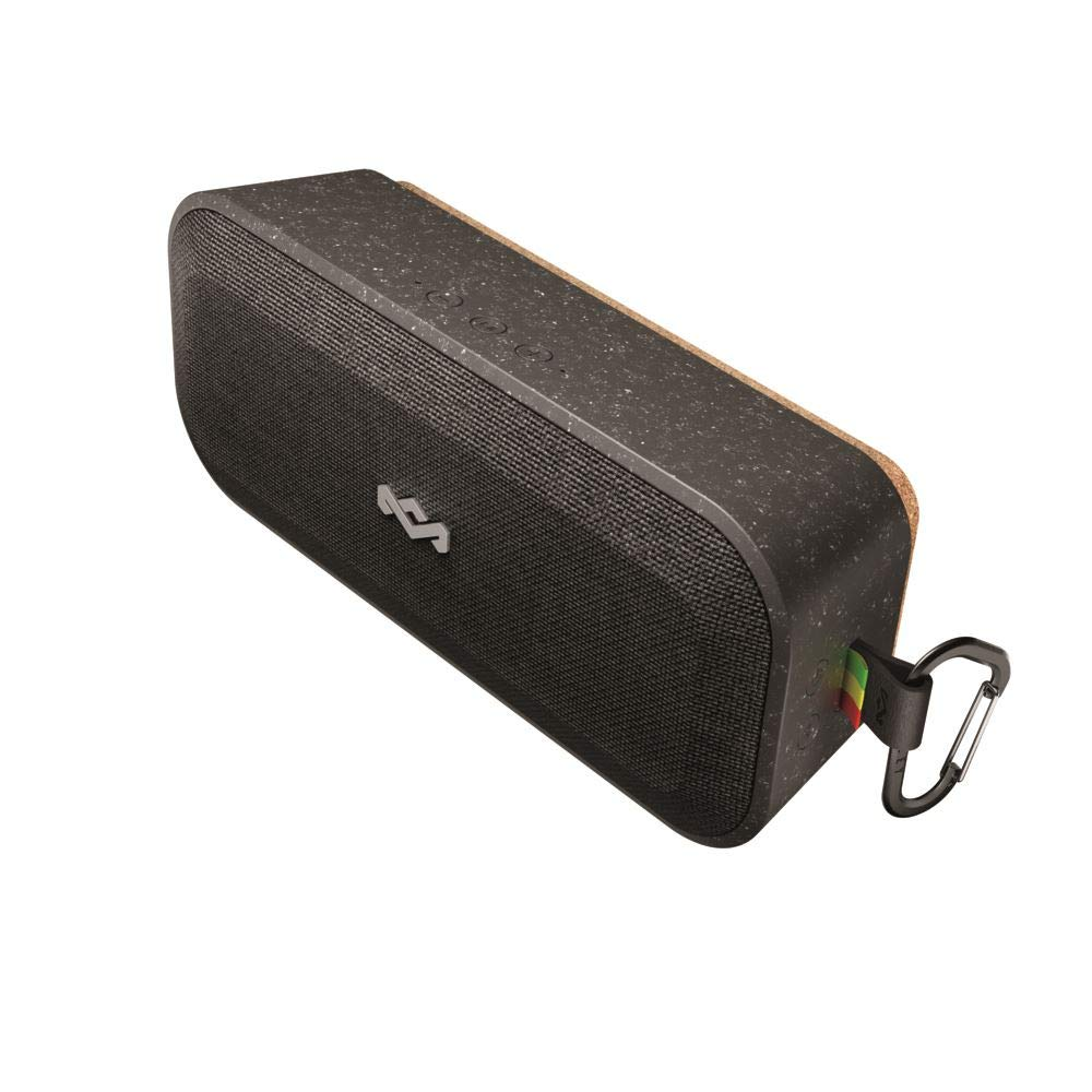 HOUSE OF MARLEY NO BOUNDS XL PORTABLE BLUETOOTH SPEAKER - BLACK Australia Stock
