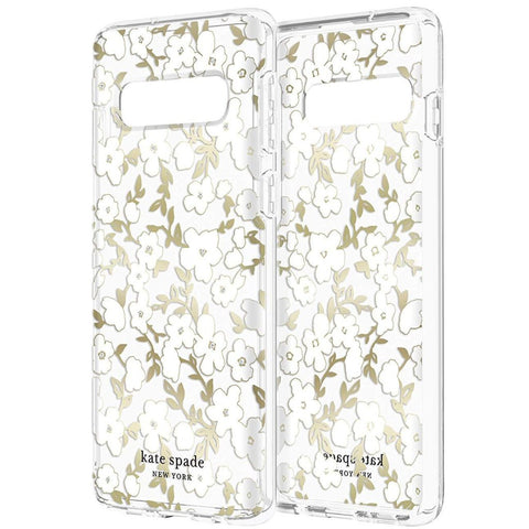 Shop Australia stock KATE SPADE NEW YORK GIFT SET PROTECTIVE CASE & RING STAND FOR GALAXY S10 PLUS (6.4-INCH) - FLORAL/GOLD/CLEAR with free shipping online. Shop Kate Spade New York collections with afterpay