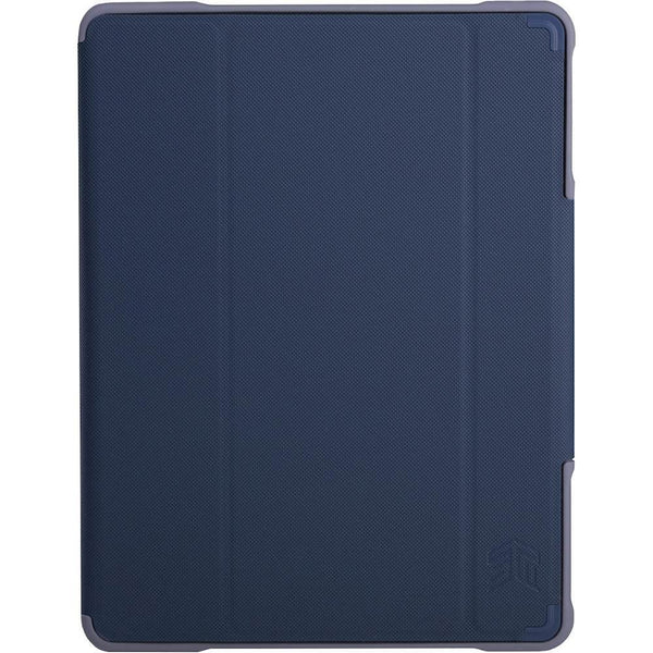 blue folio case from stm australia for ipad 9.7 inch