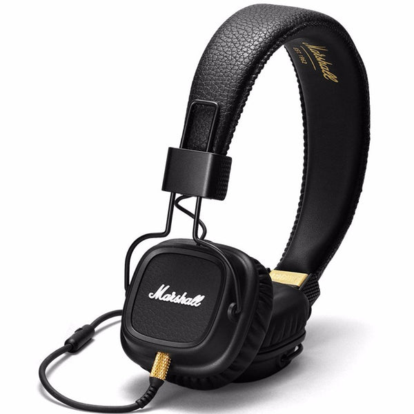 Place to buy genuine, original, and authentic product from Marshall Major Ii On-Ear Headphones - Black. Free express shipping Australia wide.