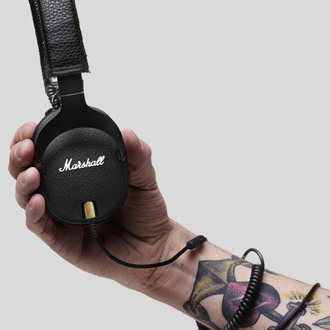 Shop Australia stock MARSHALL MONITOR OVER-EAR HI-FI HEADPHONES - BLACK with free shipping online. Shop Marshall Headphones collections with afterpay