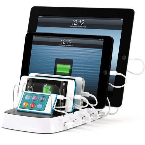 Shop Australia stock Griffin PowerDock 5 USB Charging Station with free shipping online. Shop Griffin collections with afterpay