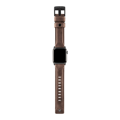Shop Australia stock UAG LEATHER WATCH STRAP FOR APPLE WATCH 40 mm/38 mm - BROWN with free shipping online. Shop UAG collections with afterpay