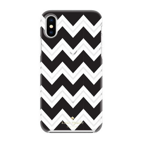 Shop Australia stock KATE SPADE NEW YORK PROTECTIVE HARDSHELL CASE FOR IPHONE XS/X - CHEVRON with free shipping online. Shop Kate Spade New York collections with afterpay