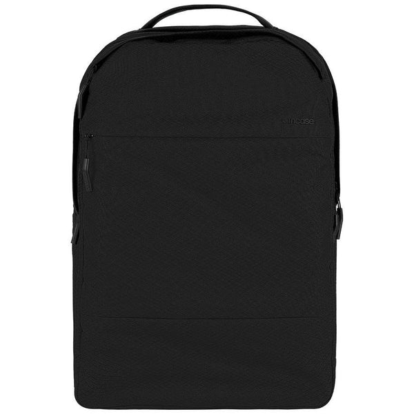 incase city backpack bag with diamond ripstop black