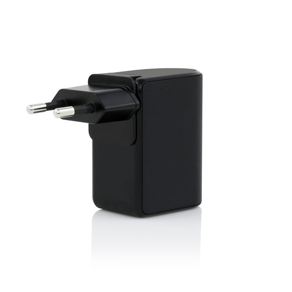 Incipio Usb-c International 15w Wall Charger Black Colour
