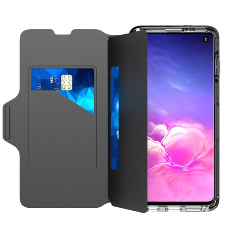 Shop Australia stock TECH21 EVO WALLET CARD FOLIO CASE FOR GALAXY S10 (6.1-INCH)- BLACK with free shipping online. Shop TECH21 collections with afterpay