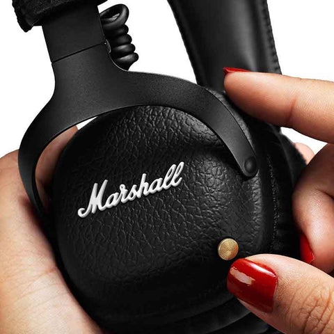 Shop Australia stock MARSHALL MID PREMIUM BLUETOOTH WIRELESS ON-EAR HEADPHONES - BLACK with free shipping online. Shop Marshall Headphones collections with afterpay