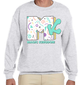 90's Magic Kingdom Sweatshirt