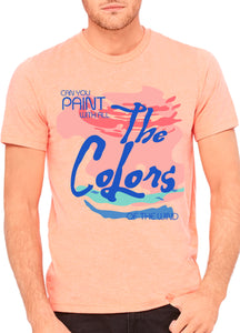 Colors of the Wind Tee