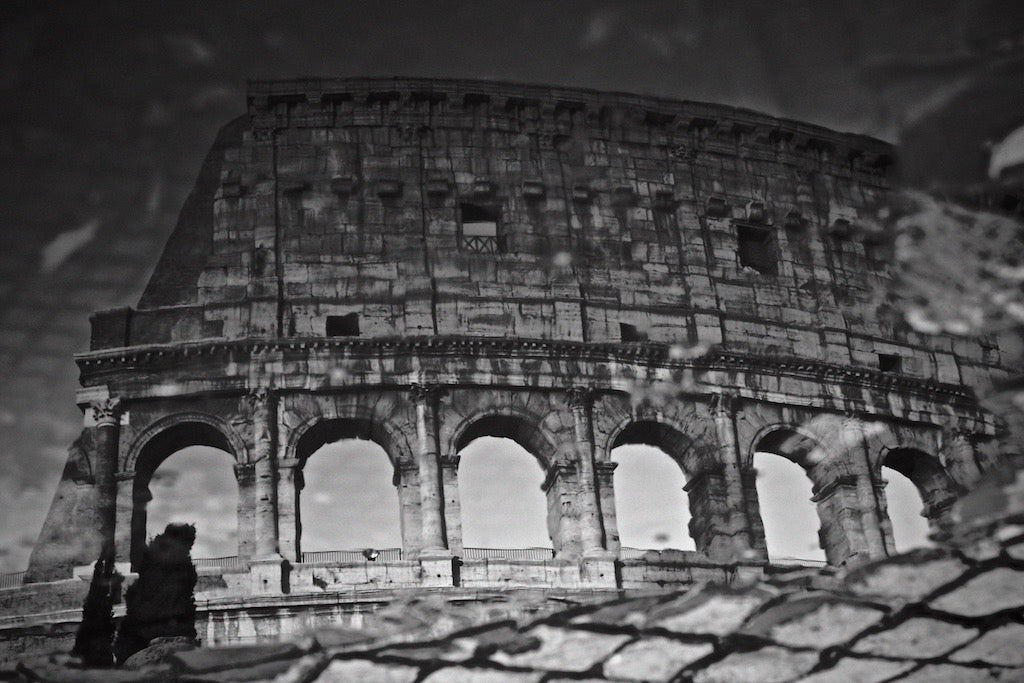 Colosseum, Rome Italy - Travel wall art prints by Edwin Datoc Gallery
