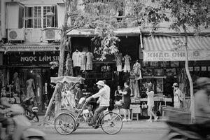 Daily Life, Hanoi Vietnam - Travel wall art prints by Edwin Datoc Gallery