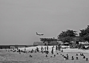 Landing, Montego Bay, Jamaica - Travel wall art prints by Edwin Datoc Gallery