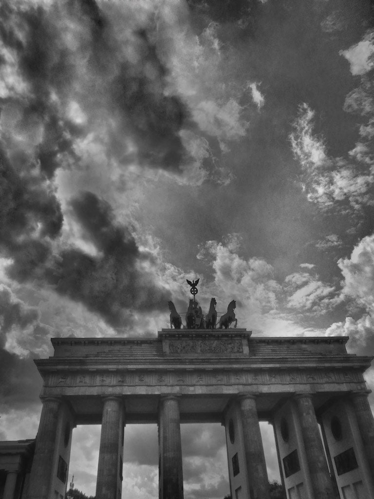 Brandenburg Gate, Berlin Germany - Travel wall art prints by Edwin Datoc Gallery