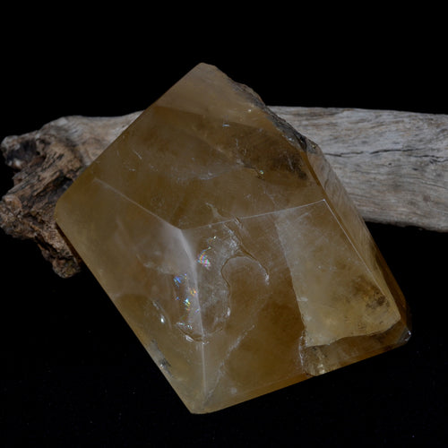 Citrine Large Natural Untreated Polished Freeform Brazil 1.6kg (GEO-26)
