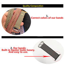Sport Nylon Loop Strap Band for Watch Band 42mm 38mm Sport Bracelet & Fabric Nylon Watchband - sellhotproducts