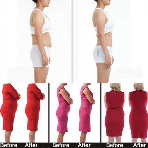 Shapewear - Short Sleeve Slim Crop Top Arm Shaper