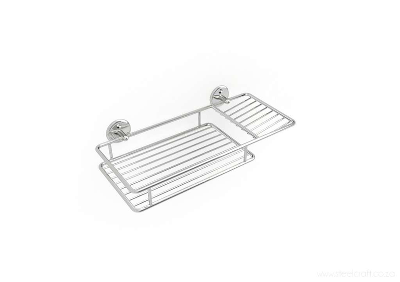 Classic Shelf & Soap Dish, Classic Shelf & Soap Dish, Bathroom Ware, Steelcraft, steelcraft.co.za , www.steelcraft.co.za