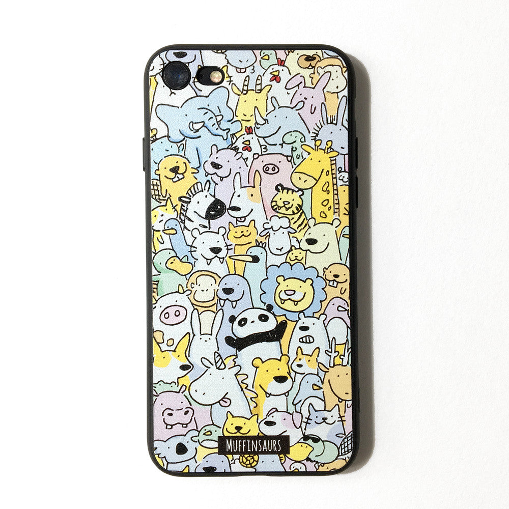Zooty Pooty Iphone 7/8/7+/8+/6/6S case