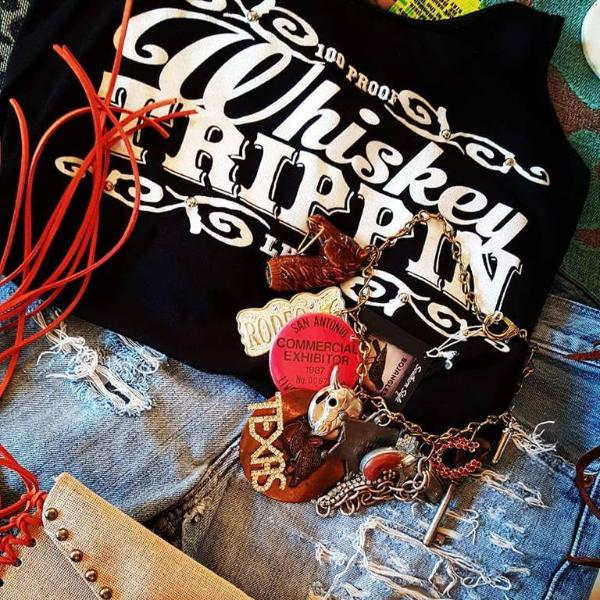 WHISKEY TRIPPIN - SSCT