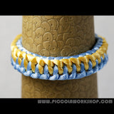 Customized Macrame Bracelet