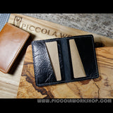 Business Card Holder,Card Holder,Money Holder,Leather Card Cash Wallet,Hand Stitched Genuine Leathers
