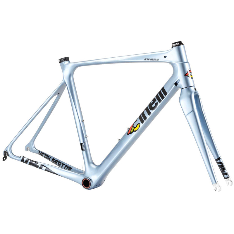 Cinelli Very Best Of Laser Blue Frameset
