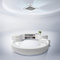 Ceiling Cassette Ductless Mini Split