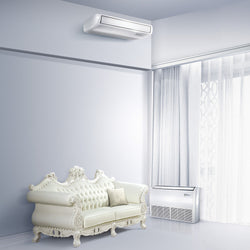 Floor - Ceiling - Low Wall Ductless Mini Split