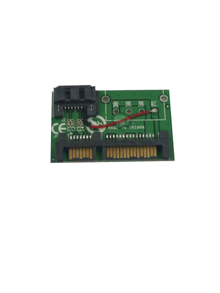 U-Reach SATA DOM to SATA Adapter - Power in Pin 7, 2-Pack - U-Reach eStore
