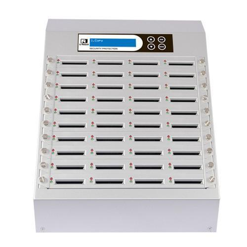U-Reach 1 to 39 CF Duplicator and Sanitizer - Silver Series - U-Reach eStore