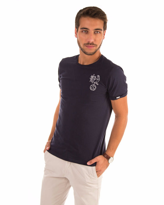 Coq - Navy Blue T-Shirt