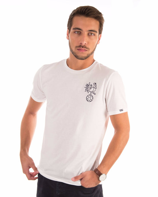 Coq - White T-Shirt