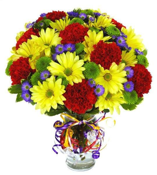 Best Wishes Bouquet