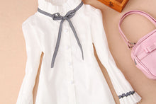 Bowknot Doll Collar Shirts