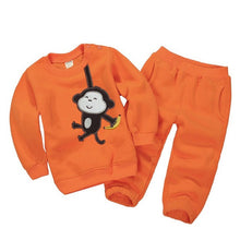 Cartoon Sports Suits