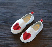 Breathable Hollow Flat Shoes