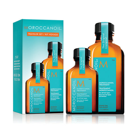 Moroccanoil Treatment Traveler Set (25ml + 50ml)