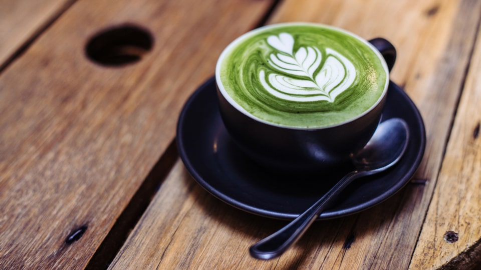 How to Make the Perfect Matcha Green Tea Latte