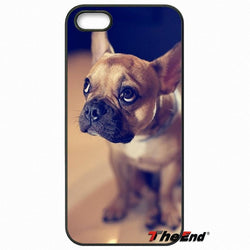 Guilty Brown French Bulldog Puppy Phone Case for LG