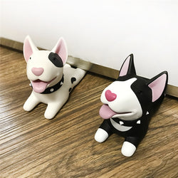 Bull Terrier Door Stopper Holder