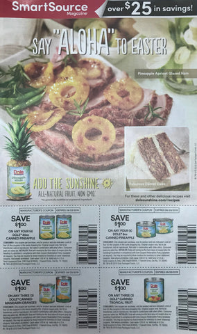 SmartSource 4-7 Whole Coupon Insert (SS 4-7)