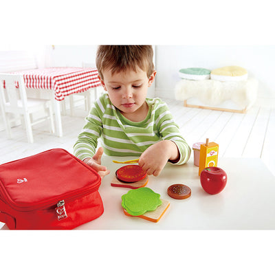 Hape - Lunchbox Set 11 Pieces - Artock Australia
