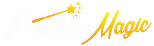 practical magic logo