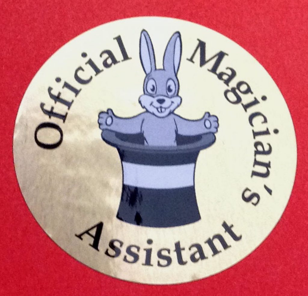 Official Assistant Stickers