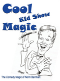 Cool Kid Show Magic Book