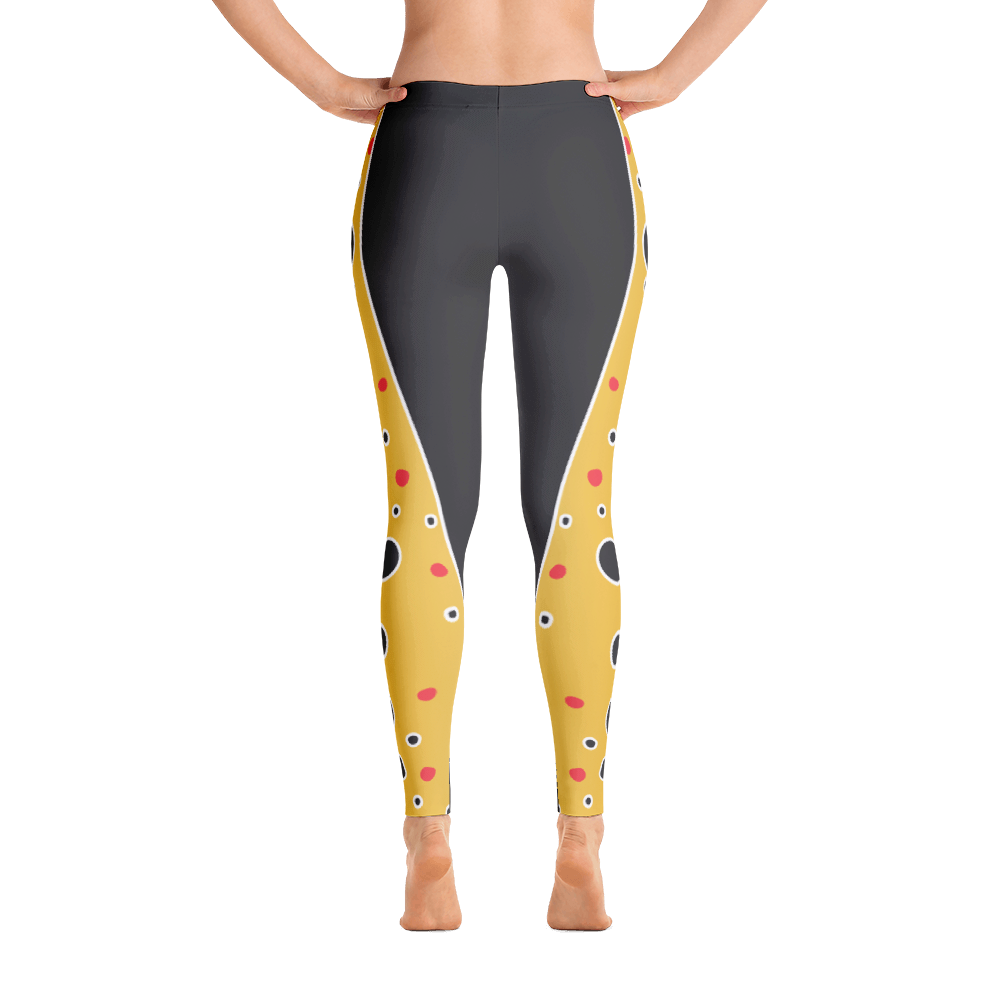 The Hip Brown Trout Leggings