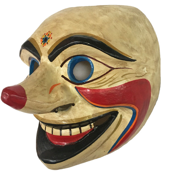Payaso Wooden Mask