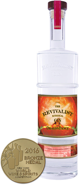 The Revivalist Botanical Gin - Dragon Dance Expression